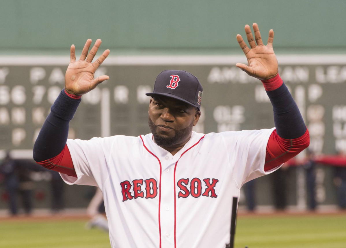 David Ortiz Red Sox 2016